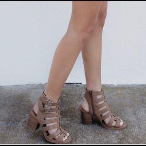 Vici Collection Chunky Heel